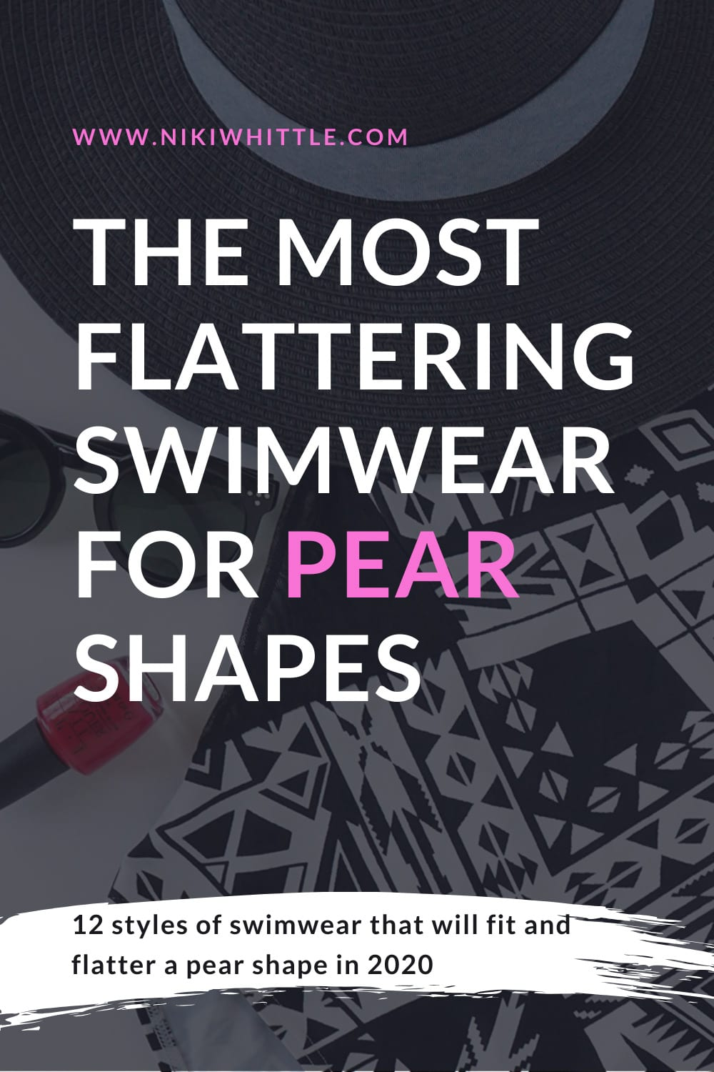 The best swimwear for pear shapes